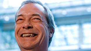 Nigel Farage: One of the most controversial and successful politicians of all time
