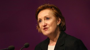 The Former UKIP Deputy Chairman says she would be interested in running to be the party's new leader, but only if her suspension is lifted.