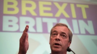 Farage departure 'end of an era' says UKIP MEP Jonathan Arnott
