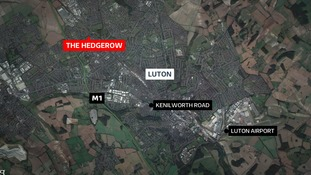 A teenage boy's been taken to hospital with serious injuries after he was stabbed in Luton.