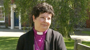 The Right Reverend Jan McFarlane will move to Derbyshire.