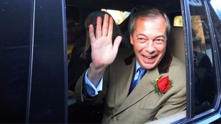 Is it goodbye to Nigel Farage?