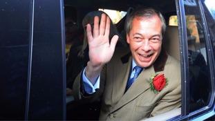 Is it goodbye to Nigel Farage?