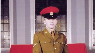 Red Cap Corporal Paul Long, killed in Iraq 24 June 2003.