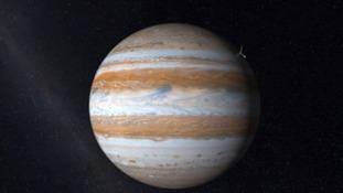 Juno will orbit Jupiter.