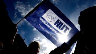 Teachers staging 24-hour strike over schools funding