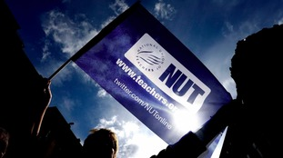 NUT teachers are to staging a one-day strike over pay and conditions.