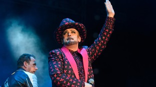 Boy George not returning to The Voice