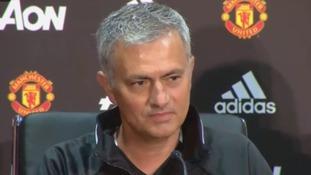 Jose Mourinho: 'I am where I want to be. It is a job everyone wants.'