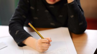 Just over half of primary school pupils meet new SATs standards on 'three Rs'