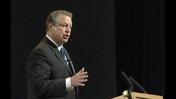 Al Gore backs British Antarctic Survey