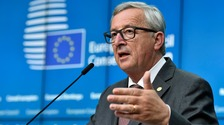 EU Commission President Jean-Claude Juncker.