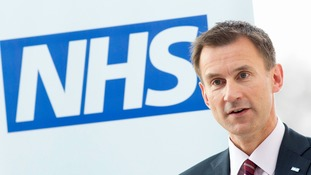 Health Secretary Jeremy Hunt had agreed terms on a proposed contract with the British Medical Association in May.