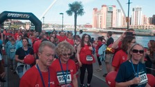 Competitors taking part in last year's British Transplant Games hosted in Newcastle Gateshead