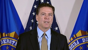 FBI director: Hillary Clinton was 'careless' with emails but no charges should be brought