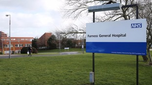 Furness General Hospital in Barrow.