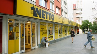 Netto will close down 16 of its UK stores in August.