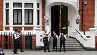 Julian Assange Lady Gaga WikiLeaks