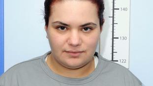 Davis' wife Amal El-Wahabi was jailed for 28 months in November 2014.