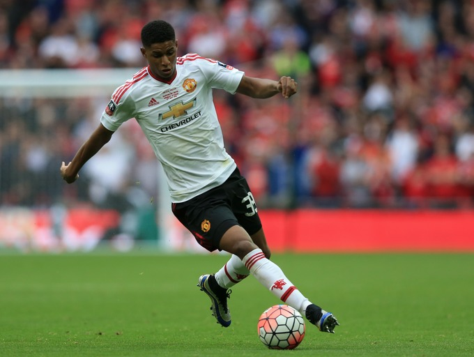 Marcus Rashford will be on Manchester United's tour of China.
