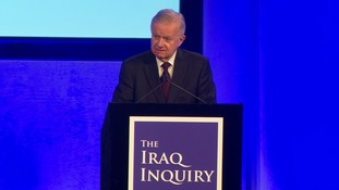 Sir John Chilcot delivered his long-awaited report on Wednesday.