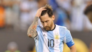 Lionel Messi hit with 'suspended' jail term of 21 months