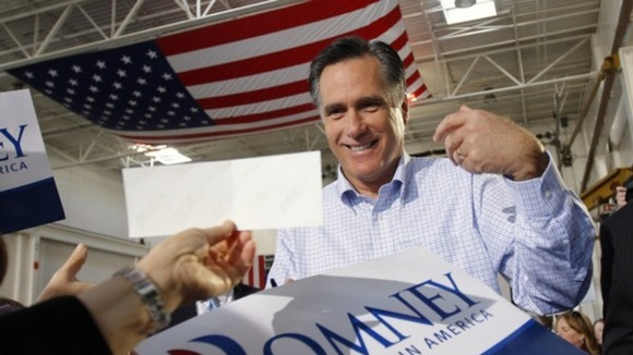 Mitt Romney's presidential campaign has been picking up momentum