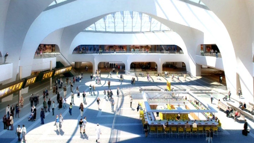 D Printing Exhibition Birmingham : Exhibition reveals birmingham new street station plans