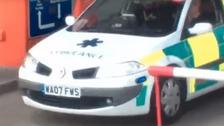 Shaun Scandal's Renault Megane