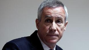 Paris prosecutor, Francois Molins