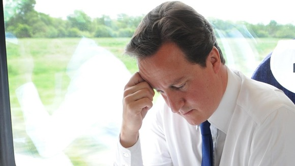 David Cameron will deliver his speech to the Tory Conference this morning