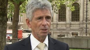 Prominent anti-Iraq-War campaigner Reg Keys