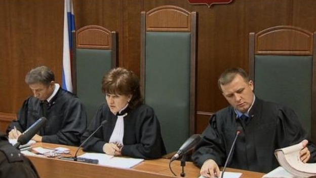The appeal is being heard at Moscow City Court