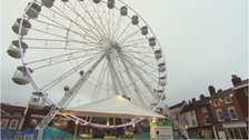A big wheel similar to this one in Dudley has been approved by councillors in Stratford
