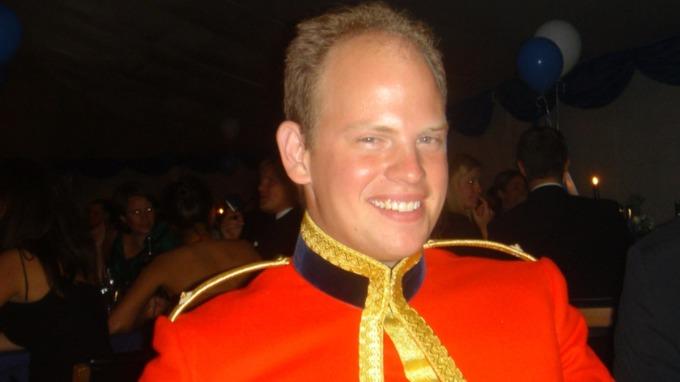 Lieutenant Tom Mildinhall