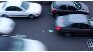 Two lanes closed on M6 Northbound