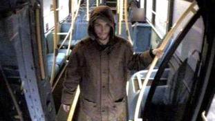 CCTV released after bus incident