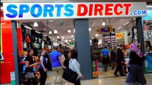 Profits dip at Sports Direct