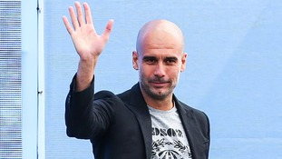 Man City manager Pep Guardiola to address the media