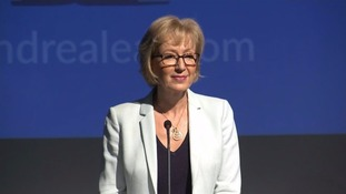 Andrea Leadsom made a speech on her campaign to be the next Prime Minister