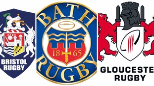 Bath, Bristol, Gloucester rugby fixtures released