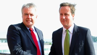 Carwyn and Cameron