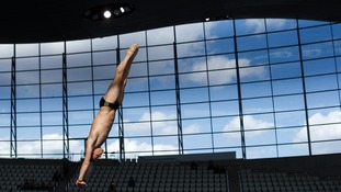 Budgie smugglers, as worn by Olympic diver Tom Daley.