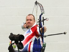 John Stubbs, Team Great Britain.