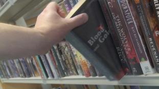Swindon library books