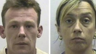 Most wanted: Wayne Smith and Julie Anne Skelding