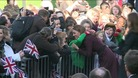 The Duchess meets supporters 