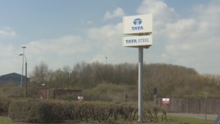 TATA's site in Hartlepool