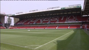 Nottingham Forest has under a month to ensure their fans can watch matches at its City ground.
