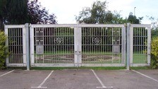 The stolen gates